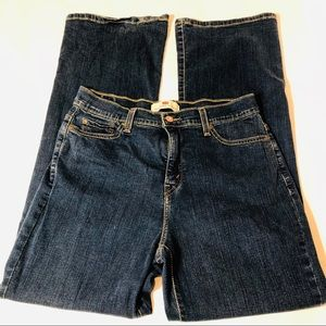 Levis perfectly slimming 512 bootcut size 12